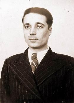 Шамбер Иван Георгиевич, 1950-е годы