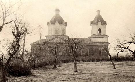 Церковь Покрова с.Меленск