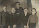 Фото сделано: октября 1949 г  Стародуб.