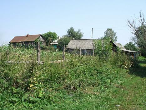 Жабовка. Август 2007
